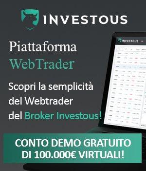 Conto Demo Gratuito Broker Investous!