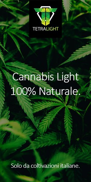 TetraLight Cannabis Light vendita online
