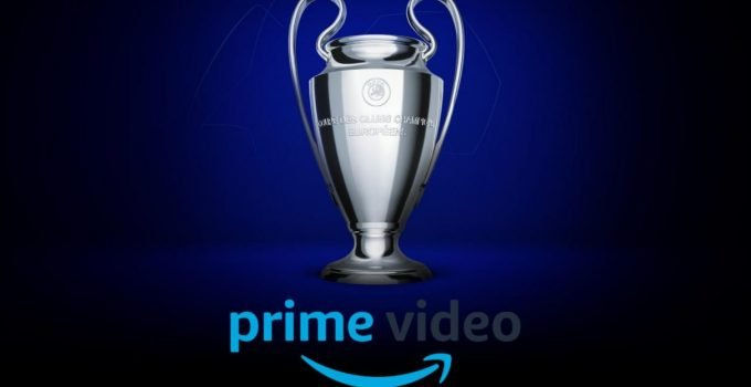 Amazon compra le partite di Champions League