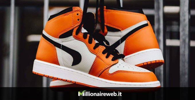 "Air Jordan 1 Retro ""Reverse Shattered Backboard"" Factory Flawed: $150.000"