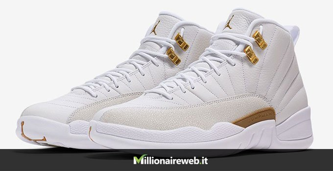 Air Jordan 12 OVO (Drake Edition): $100.000