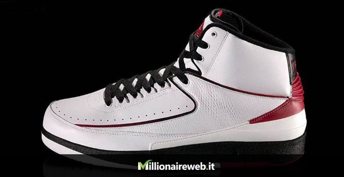 Air Jordan 2 OG:$31.000