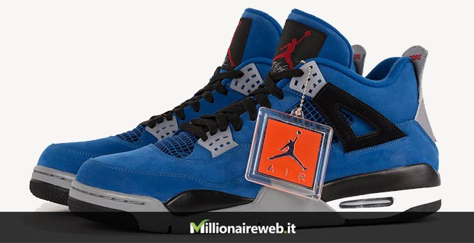 "Air Jordan 4 ""Encore"": $37.000"