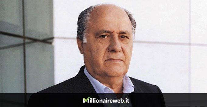 Amancio Ortega: con i suoi dipendenti va a pranzo nella caffetteria nella sede di Zara