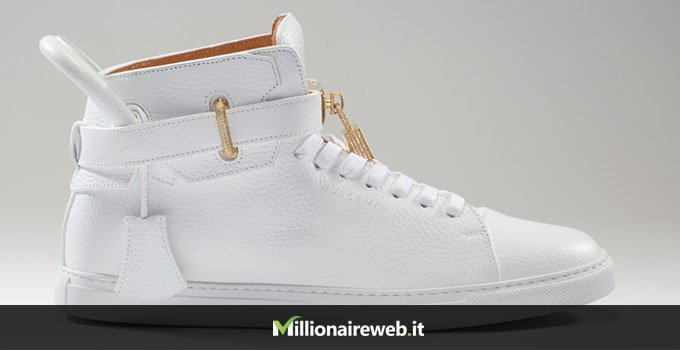 Buscemi 100MM Diamond: $ 132 mila