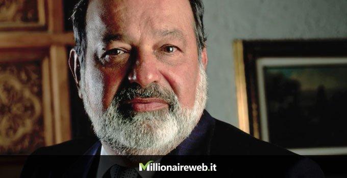 Carlos Slim Helù: ha vissuto per più di 40 anni nella stessa casa