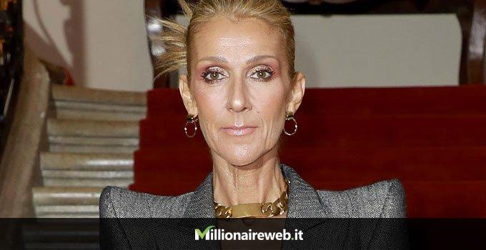 Celine Dion:umidificatore per ambienti $2 milioni
