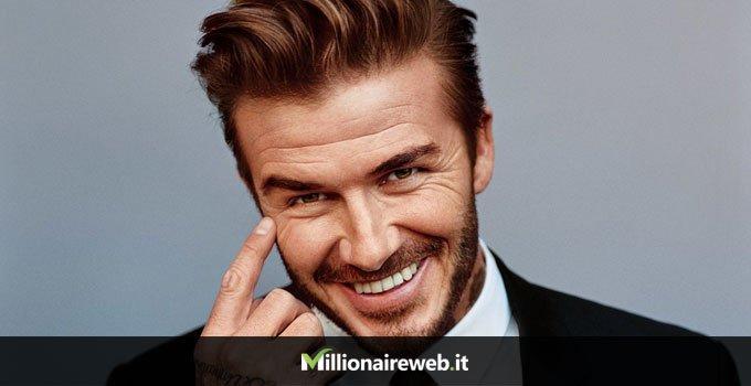 David Beckham:vibratore $2 milioni