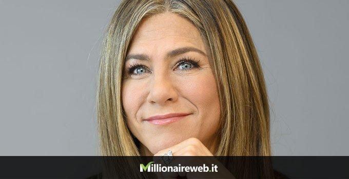 Jennifer Aniston: cosmesi $100.000 all'anno