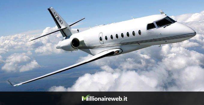 jet privato lusso