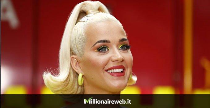 Katy Perry: viaggio nello spazio $200.000
