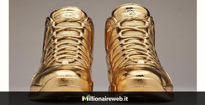 Solid Gold OVO x Air Jordan: $2 milioni