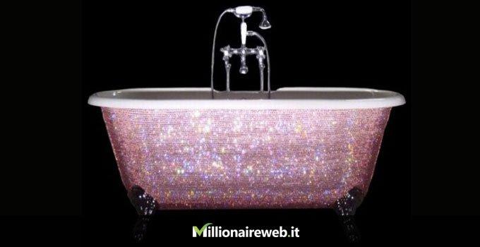 vasca bagno bambini lusso