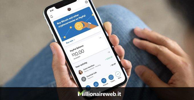 Binance: Compra Bitcoin su App Store