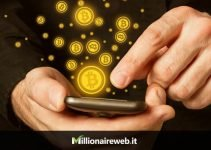 Trading Bitcoin Smartphone-logo