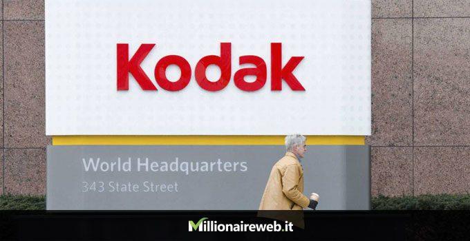 Investire in azioni Eastman Kodak. Guida completa 2021