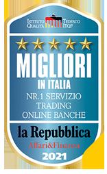 Miglior servizio trading in Italia