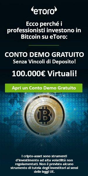 eToro Bitcoin Demo
